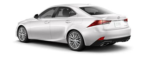 white lexus is 250 2017 new lexus model details herb chambers lexus