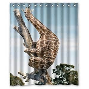 giraffe bathroom accessories special design giraffe waterproof