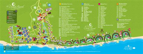 dorado resort map portal