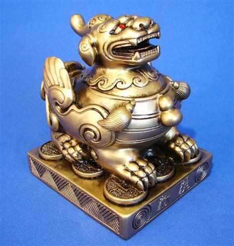 Feng Shui Affiliate Programs by Brown Pi Yao Statue