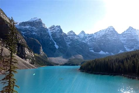 lake louise boat rental boat rental at lake moraine picture of moraine lake