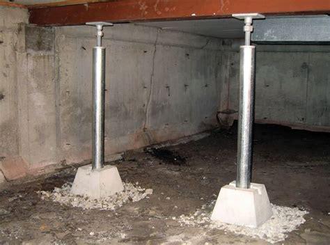 Jacks Crawl Space Adjustable Steel Posts   Building Plans