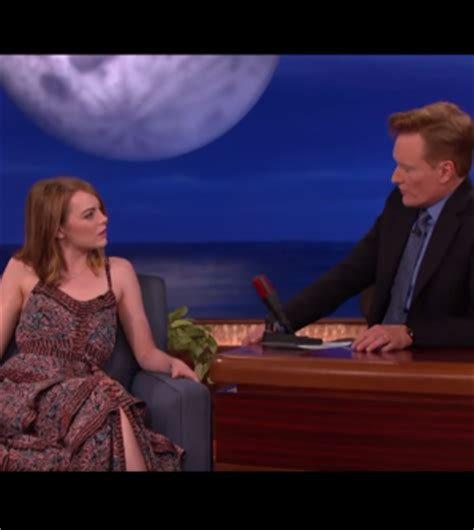 emma stone kpop actress emma stone confesses love for k pop on conan the