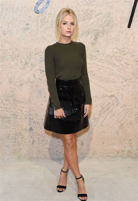 Kate Moss Causes Frenzy At Londons Topshop by Fashion Week 2017 Kate And Lottie Moss Take