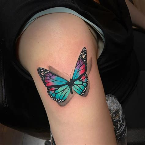 butterfly sleeve tattoos butterfly images designs