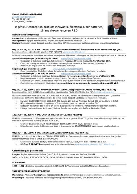 Exemple De Lettre Vae Exemple Cv Pour Vae Cv Anonyme