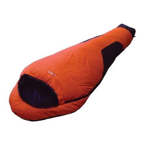 Jual Sleeping Bag Polar by Chinook Polar Comfort Sleeping Bag Orange