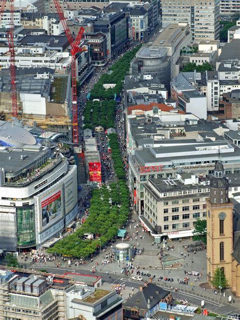zeil stra 223 e frankfurt am main germany my places - Zeil Strasse