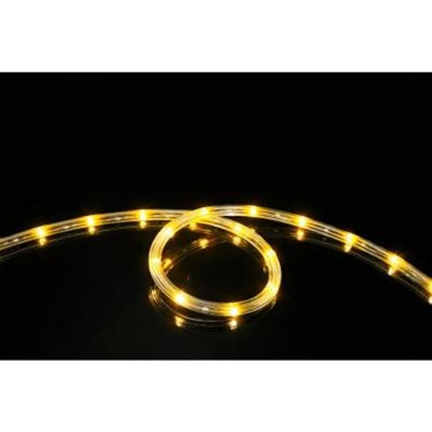 Meilo 16 Ft 120 Volt Yellow 108 Led Rope Light 2 Pack 120 Volt Led Lights