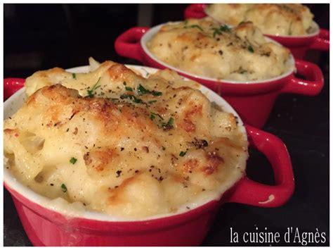 la cuisine d agnes gratin de chou fleur au comt 233 la cuisine d agn 232 sla