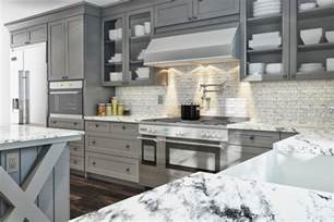 shaker grey kitchen cabinets grey shaker kitchen cabinets quicua com