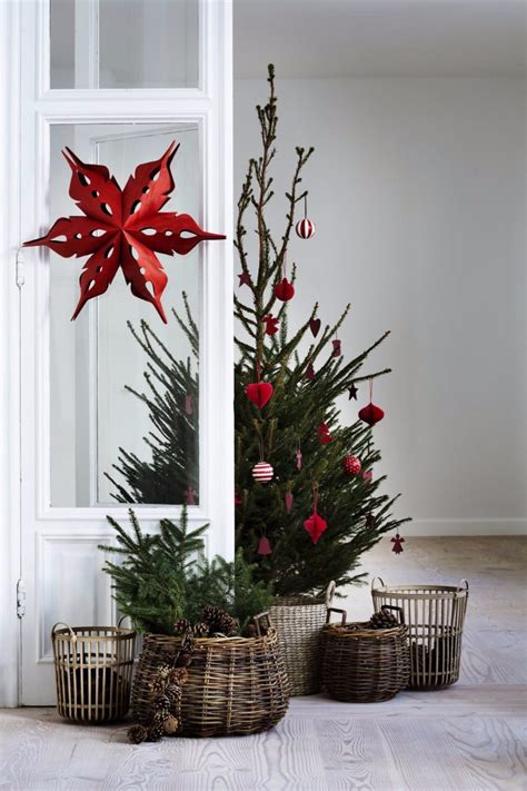 scandinavian tree lights scandinavian trees for your living room