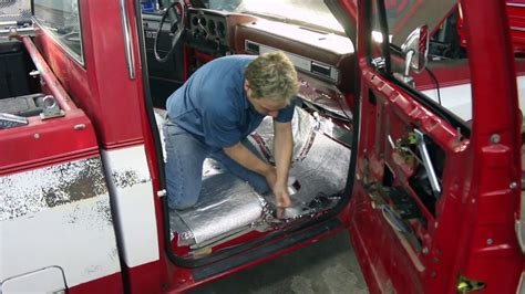 ford truck replacement carpet lmc truck truck molded carpet installation in a chevy gmc