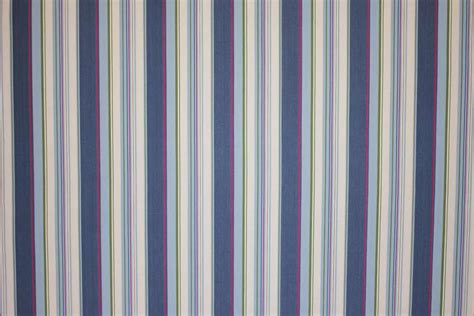 Best Place To Buy Upholstery Fabric by Petrol Blue Striped Fabrics Stripe Cotton Fabrics