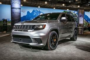 Jeep Grand Cheroke 2018 Jeep Grand Trackhawk Look Hell