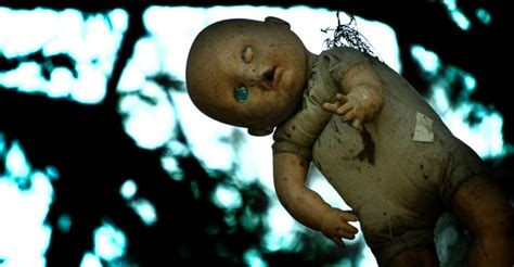 haunted doll stories yahoo creepy doll island may be possessed but tourists still