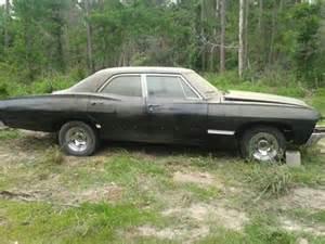 5 500 1967 chevrolet impala 4 door sedan for sale in