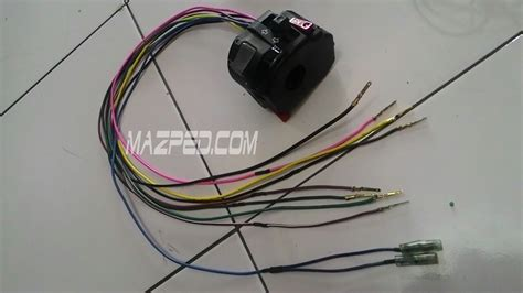 Lu Hid Vario wiring diagram honda cb150r k grayengineeringeducation