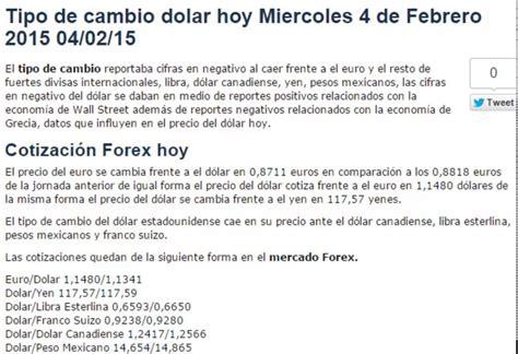 cotizacion dolar hoy cotizacion dolar hoy precio compra venta dolar euro