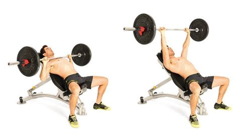 bench press picture how to get bigger arms in four weeks follow this workout