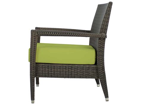 Zen Patio Furniture by Source Outdoor Furniture Zen Wicker Club Chair So 2002 101