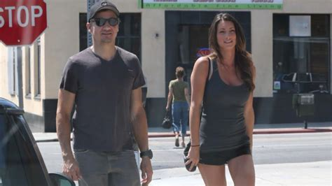 Jeremy Renner's Wife Files For Divorce After 10 Months of