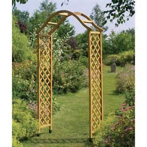 Garden Arch Cheap As Chips Wooden Garden Archway Arch