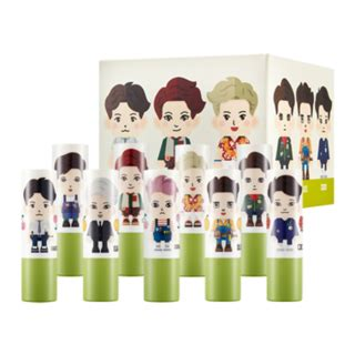 Harga Nature Republic Lipbalm Exo buy nature republic butter lip balm set exo