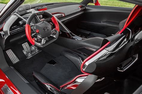 toyota supra interior toyota 2019 toyota supra interior changes 2019 toyota