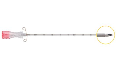 coaxial needle sna med