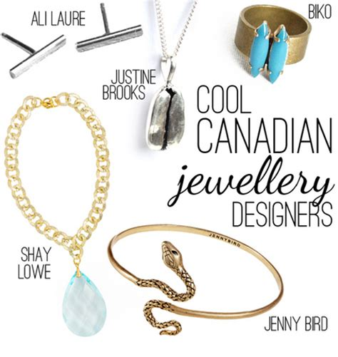 Canadian Handmade Jewelry - news tagged quot top canadian jewelry designers quot justine