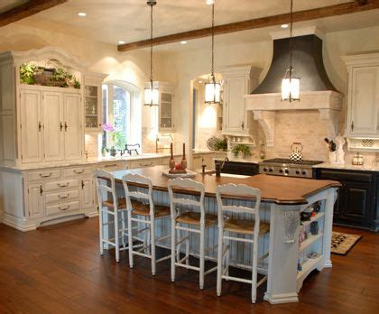 best creative center island designs for kitchens 9 19740 fieldstone lasalle maple ivory cream custom kitchen