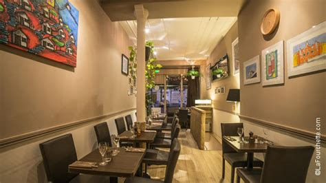 Claudy Resto restaurant leblon 224 75011 bastille p 232 re lachaise