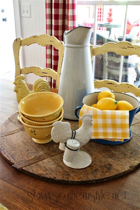 southern country decor savvy southern style table home decorating diy