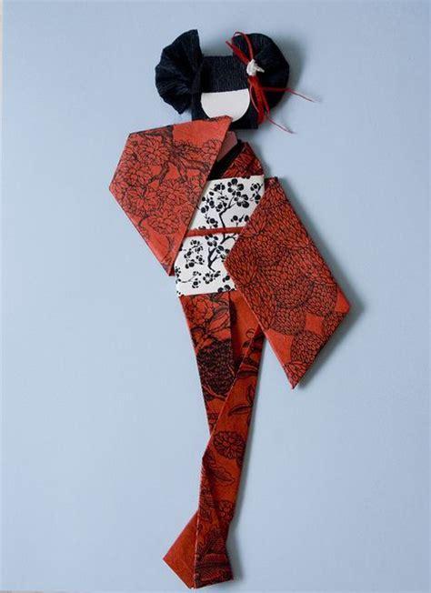 Origami Geisha - origami geisha origami geisha