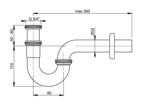 bidet abfluss design bidet siphon a 432 abfluss ablauf r 246 hren