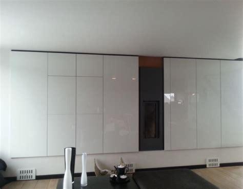 b cherregal f r wohnzimmer realisaties living bureau luwaert home improvement