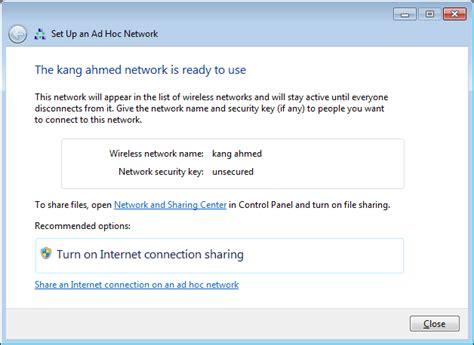 cara membuat jaringan wifi sendiri di hp java cara membuat jaringan ad hoc pada windows 7 arfin blog