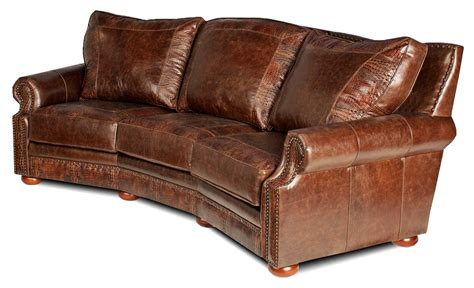 country leather sofa hill country collection leather creations
