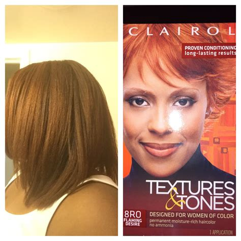 clairol textures and tones colors clairol textures and tones hair color system review and