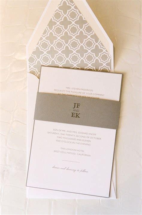 invitation design los angeles los angeles wedding white orchid heaven invitation