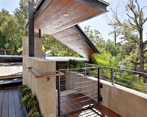 modern roof deck ideas pictures remodel  decor
