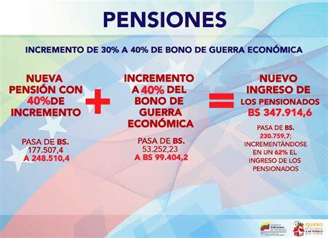 salario mnimo a partir de hoy se economa el universal maduro aumenta salario m 237 nimo integral a bs 797 510 a
