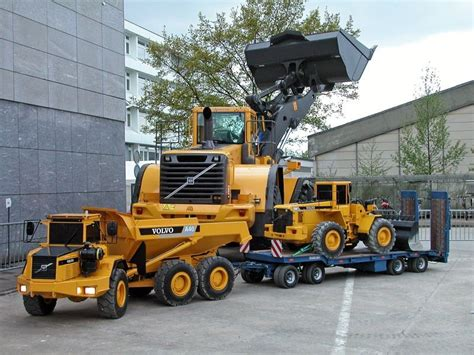 volvo trucks build and price s largest 1 2 5 scale r c dump truck loader