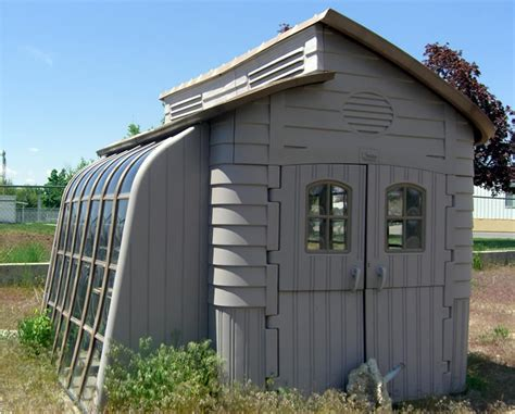 Rubbermaid Greenhouse Shed by Government Auctions 10 5 08 10 12 08 Archives