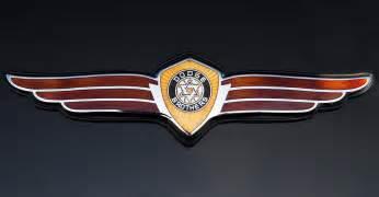 1937 dodge brothers emblem by roger mullenhour