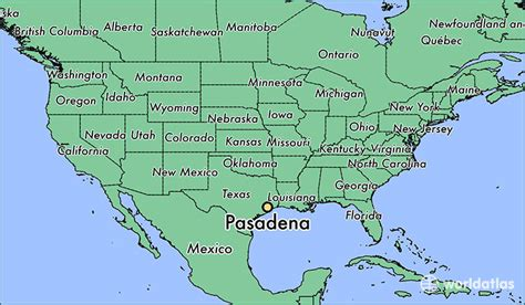 where is pasadena texas on the map where is pasadena tx where is pasadena tx located in the world pasadena map worldatlas