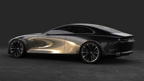 mazda coupe mazda vision coupe concept 4k wallpaper hd car wallpapers