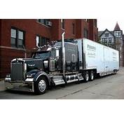Trucks Trailers 2 Diesel Kenworth Drove Forward