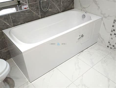 impression  multigenerational walk  tub smooth baths